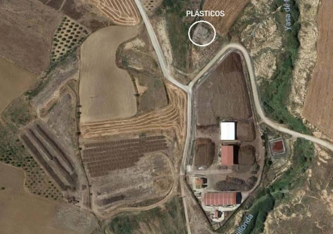 El incendio de Pradejón en La Rioja un ejemplo de la mala gestión de los residuos industriales