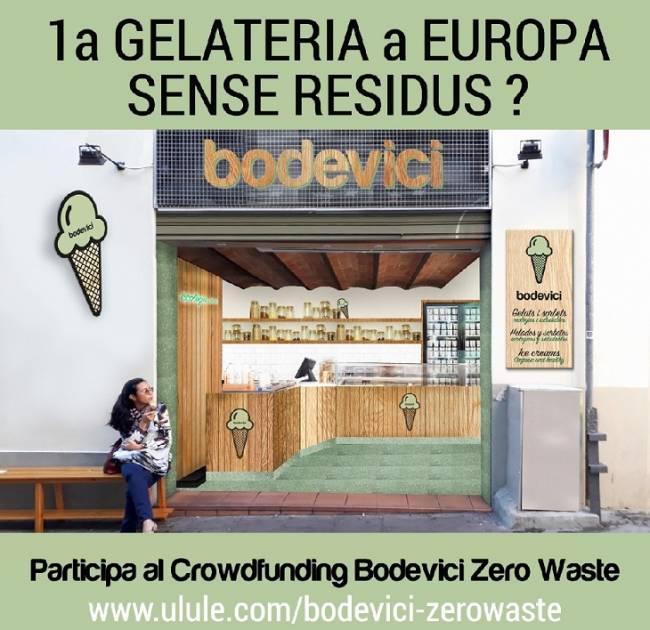 Primera heladería ecológica sin residuos
