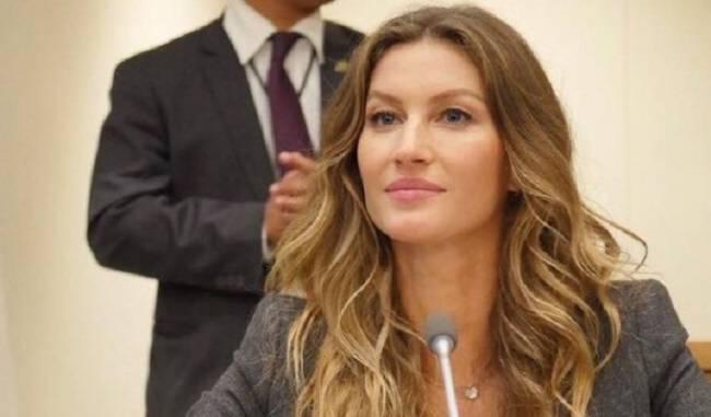 La nueva ministra de Agricultura ofrece a Gisele Bundchen ser embajadora de Brasil sobre medio ambiente
