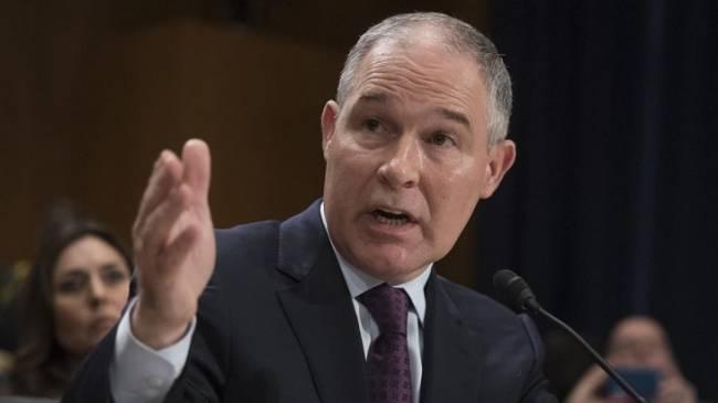 TRUMP traiciona a la Agencia de Protección Ambiental