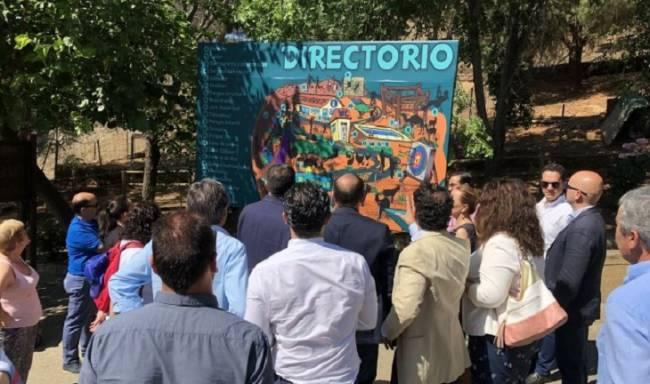 La Junta inaugura el Parque de Turismo Activo y Multiaventura  El Ronquillo en Sevilla