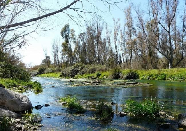 Tarragona. La maqueta del río Francolí se podrá visitar en la Escola de Natura a partir del 20 de octubre