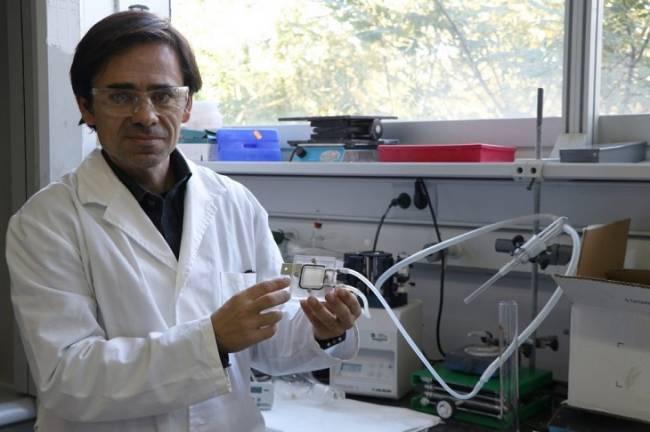 Un nuevo dispositivo consigue producir energía limpia diez veces más rápido que la biomasa
