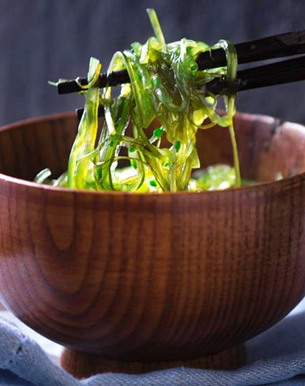 Todo lo que deberías tener en cuenta para el consumo de 'algas'
