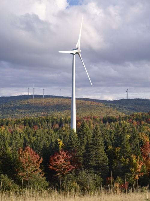 Siemens Gamesa suministrará 43 aerogeneradores para un parque eólico en Canadá de 194 MW